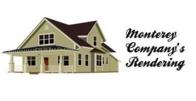 Real Estate Lapel Pins - Artist Rendering