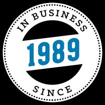 1989 badge