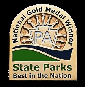 national park pins