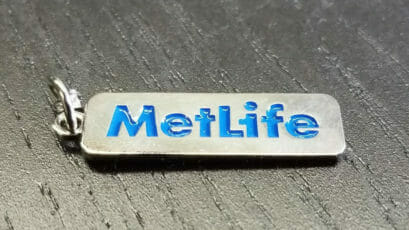 corporate logo Jewelry for metlife