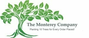 monterey planting trees logo