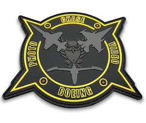 boeing morale patch