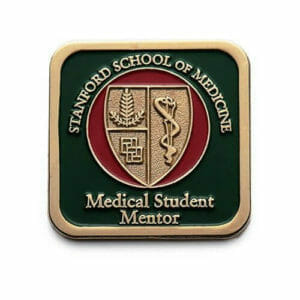 custom enamel pins for nursing school