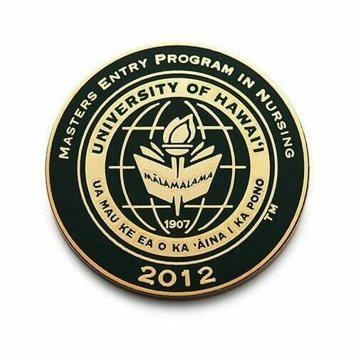 university-of-hawaii-nursing-program-pin