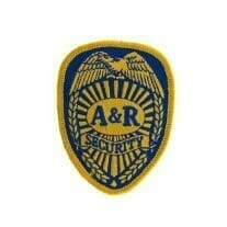 security-company-embroidered-patch