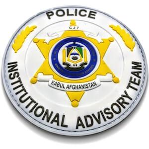 pvc law enforcement patches