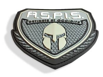 pvc morale patch for military