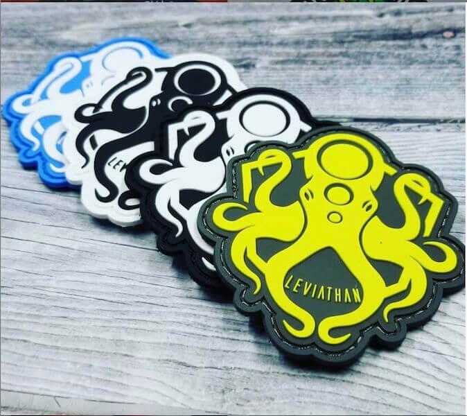 octopus patch logo