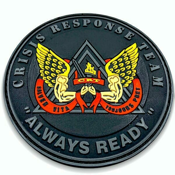 wing design patch