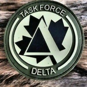 soft rubber patch for delta task force