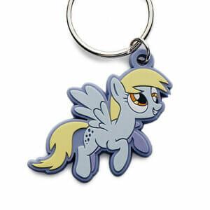 2d custom shaped keychain