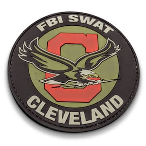 fbi swat patch