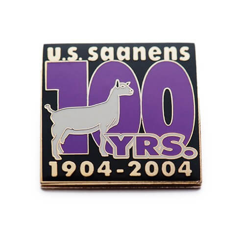 custom years of service pins