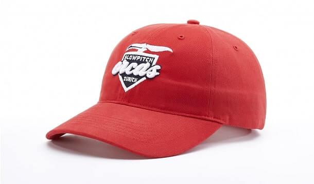 red richardson 232 hat