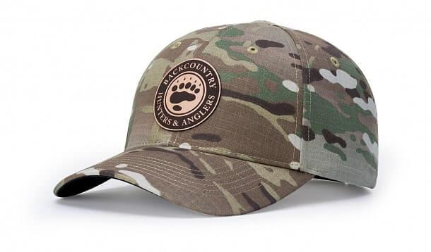camo richardson 863 hat