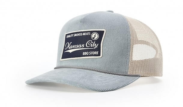 richardson 930 hat with patch