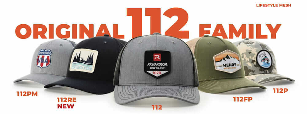 richardson 112 hats