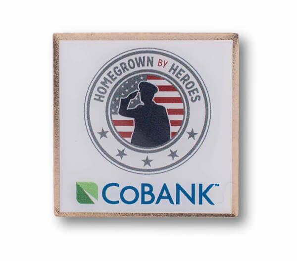rushed banking pin
