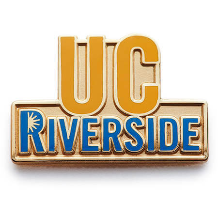 university pins uc riverside-pin