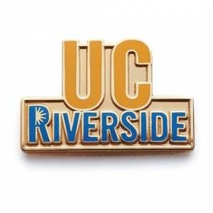 school university pins uc riverside-pin