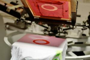 Screen Printed Tee shirts