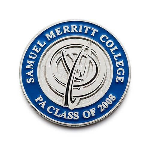 merritt college pin
