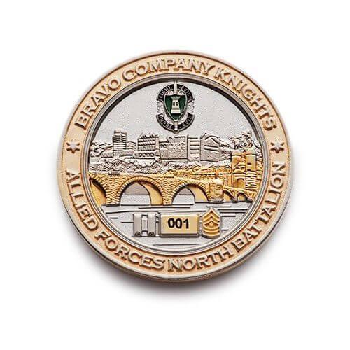 bravo-company-knights-shiny-gold-coin