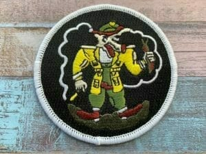 custom made patch