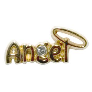 Word Angel Pin