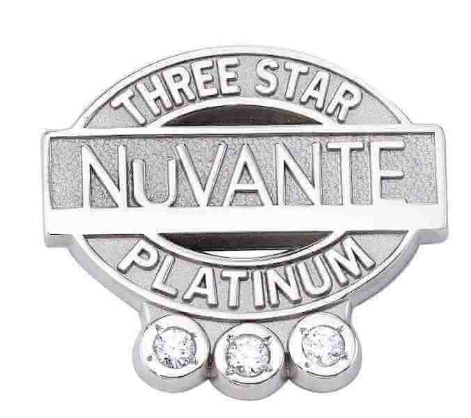 diamond service pin