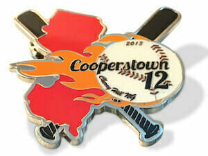 cooperstown pin