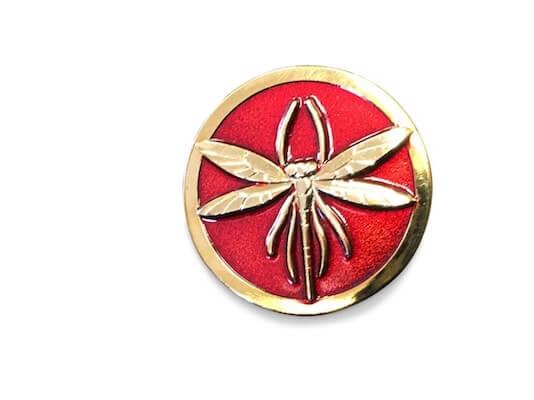 custom dragonfly pins