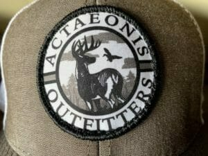 woven patch label